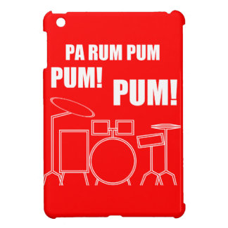 Pa Rum Pum Pum Pum iPad Mini Cover