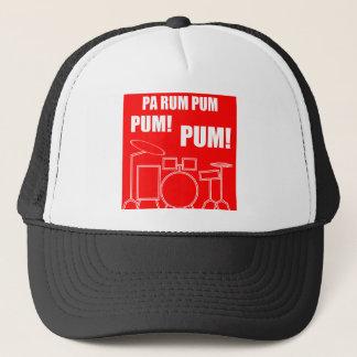 Pa Rum Pum Pum Pum Trucker Hat