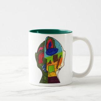 Pace-Alan E Two-Tone Coffee Mug