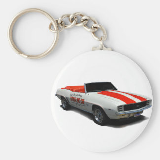 Pace Car Keychain