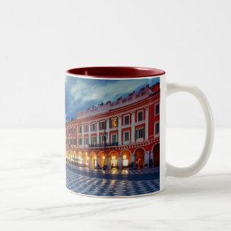 Pace Massena Nice Two-Tone Coffee Mug