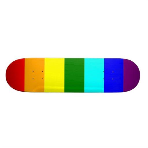 Pace(Peace) Flag Italian Skateboard
