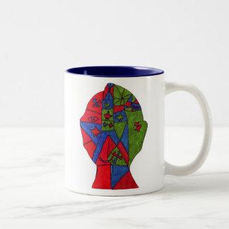 Pace-Rory C Two-Tone Coffee Mug