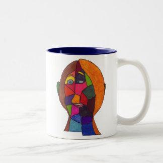 Pace-Sophie W Two-Tone Coffee Mug