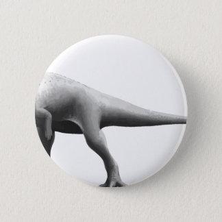 Pachycephalosaurus 2 Inch Round Button