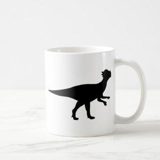 Pachycephalosaurus Dinosaur Coffee Mug