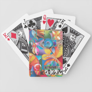 PACIFIC AFTERNOON BICYCLE PLAYING CARDS