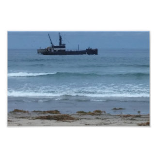 Pacific Beach Photographic Print
