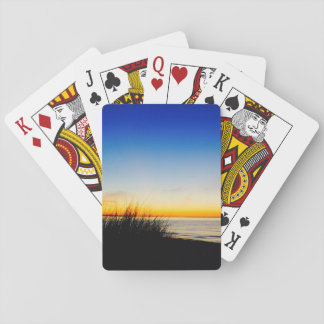 Pacific CoastBeach Playing Cards