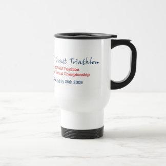 Pacific Coast Triathlon Travel Mug