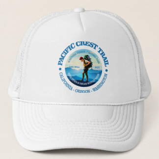 Pacific Crest Trail (Hiker C) Trucker Hat