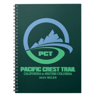 Pacific Crest Trail (L1) Notebooks