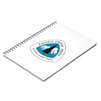 Pacific Crest Trail Notebook