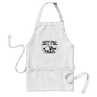 Pacific Crest Trail T-Shirt Standard Apron