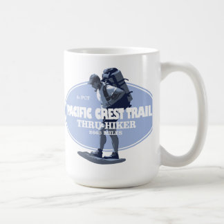 Pacific Crest Trail (TH) Coffee Mug