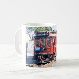 Pacific Electric Red Car Mug