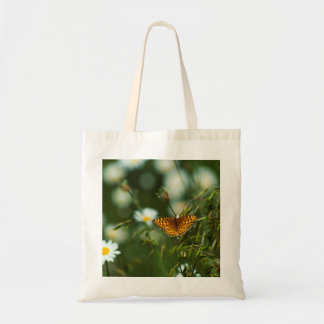 Pacific Fritillary Butterfly Tote Bag