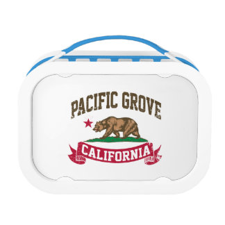 Pacific Grove California Lunch Box