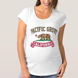 Pacific Grove California Maternity T-Shirt