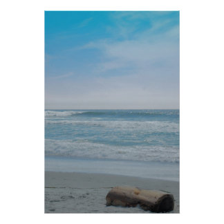 Pacific Grove Ocean View Poster