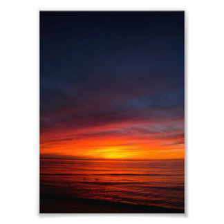Pacific Mosaic Photographic Print