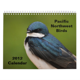 Pacific Northwest Birds Calendars