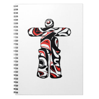 PACIFIC NORTHWESTERN EMBRACE SPIRAL NOTEBOOK