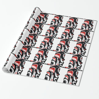 PACIFIC NORTHWESTERN EMBRACE WRAPPING PAPER