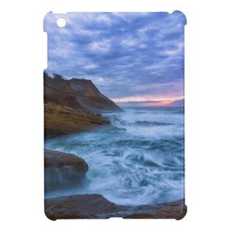 Pacific Ocean at Cape Kiwanda in Oregon USA iPad Mini Case
