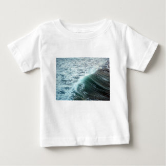 Pacific Ocean Blue Baby T-Shirt