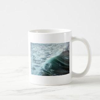 Pacific Ocean Blue Coffee Mug