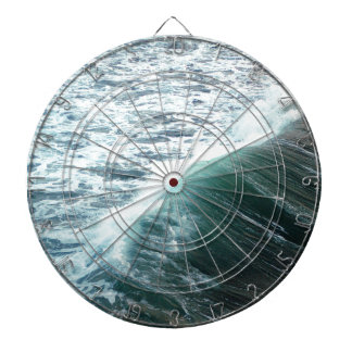 Pacific Ocean Blue Dartboards