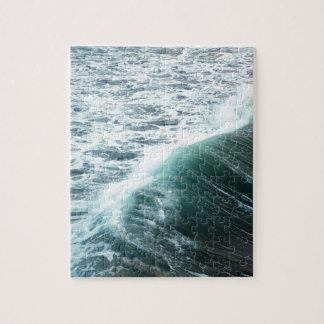 Pacific Ocean Blue Puzzles