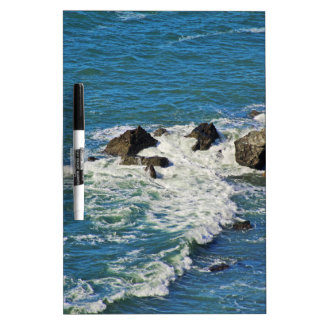 Pacific Ocean in Motion Dry-Erase Boards