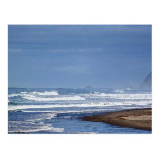 Pacific Ocean Majesty on the Oregon Coast Postcard