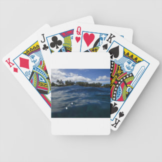 Pacific Ocean Maui Bicycle Playing Cards