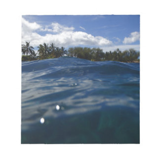 Pacific Ocean Maui Notepad