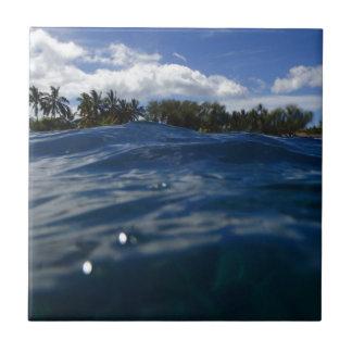 Pacific Ocean Maui Tile