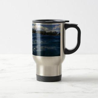 Pacific Ocean Maui Travel Mug