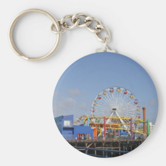 Pacific Park Ferris Wheel Keychain