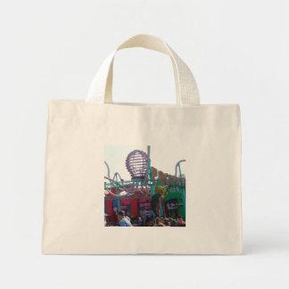 Pacific Park @ Santa Monica Pier Mini Tote Bag