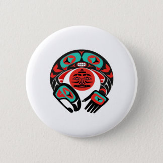 Pacific Pride 2 Inch Round Button