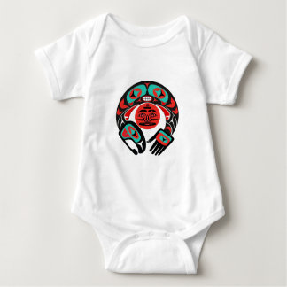 Pacific Pride Baby Bodysuit