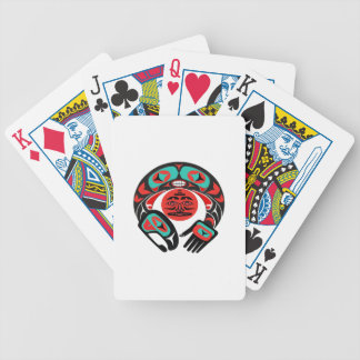 Pacific Pride Bicycle Playing Cards