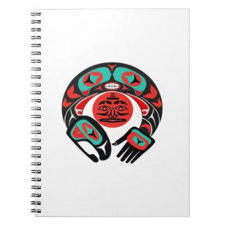 Pacific Pride Notebook