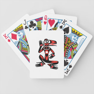 Pacific Protector Bicycle Playing Cards