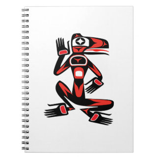Pacific Protector Notebook