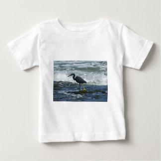 Pacific Reef Heron Baby T-Shirt