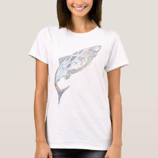 Pacific Salmon Habitat T-Shirt