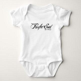 Pacific Soul Band Logo Baby Bodysuit